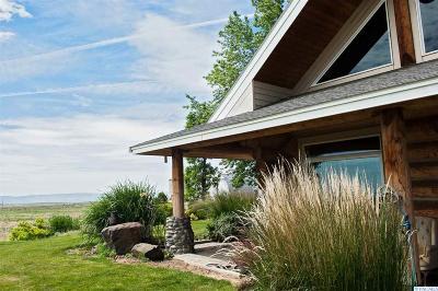 Prosser Single Family Home For Sale: 102402 N McClure