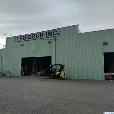 Pasco Commercial For Sale: 836 S 3rd