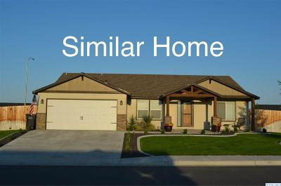 Franklin County Single Family Home For Sale: 9908 Coho Ct