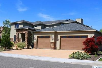 Richland Single Family Home For Sale: 3062 Bluffs Dr