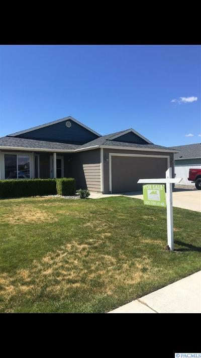 Franklin County Single Family Home For Sale: 9312 Palomino