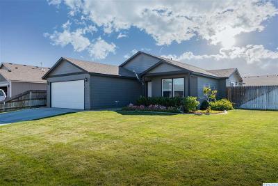 Franklin County Single Family Home Active U/C W/ Bump: 6306 Riverhawk Ln