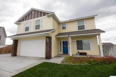 Franklin County Single Family Home For Sale: 5806 Hiram Court