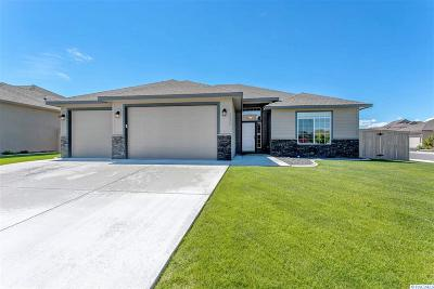 Horn Rapids Single Family Home For Sale: 2859 Copperstone