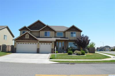Kennewick Single Family Home For Sale: 3107 S Dawes