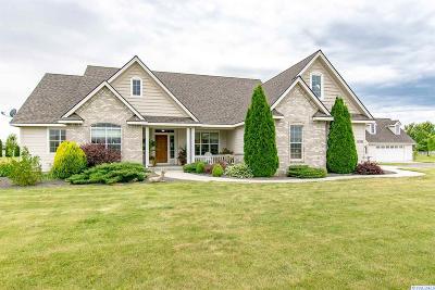 Prosser Single Family Home For Sale: 18702 Quail Run Prsw