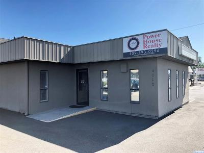 Kennewick Commercial For Sale: 4012 W Clearwater - Suite A