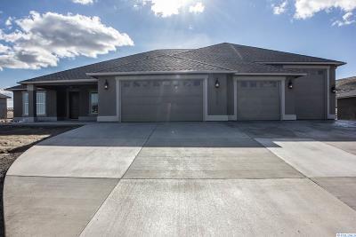 Pasco Single Family Home For Sale: 12208 Clark Fork Rd. #58