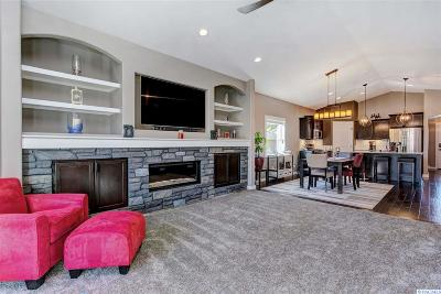 Horn Rapids Single Family Home For Sale: 2624 Eaglewatch Loop