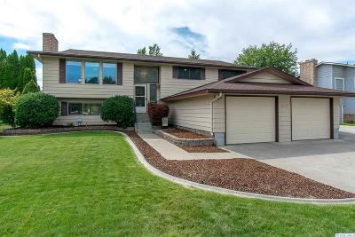 Richland Single Family Home Active U/C W/ Bump: 2179 Shasta Ave