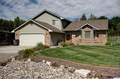 Kennewick WA Single Family Home For Sale: $340,000