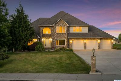 Kennewick Single Family Home For Sale: 3509 W 36th Loop
