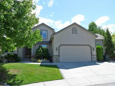 Richland Single Family Home For Sale: 2116 Newhaven Lp