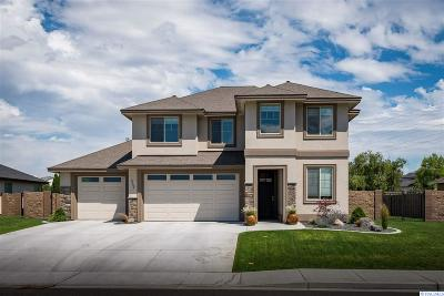 Richland Single Family Home For Sale: 2552 Tiger Lane