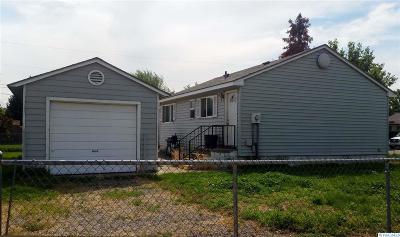 Richland Single Family Home For Sale: 616 Coast