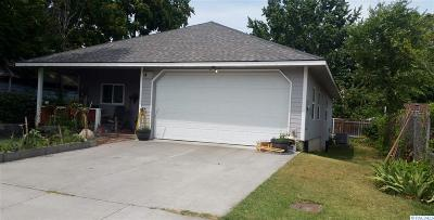 Kennewick Single Family Home For Sale: 1420 W 5th Ave