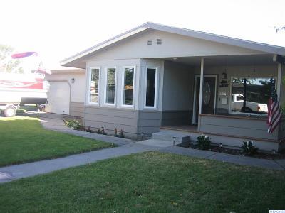 Kennewick Single Family Home For Sale: 4207 W Okanogan