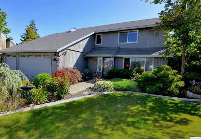 Richland Single Family Home For Sale: 2519 Oak Hill Court