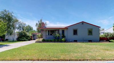 Richland Single Family Home For Sale: 95 Waldron Street
