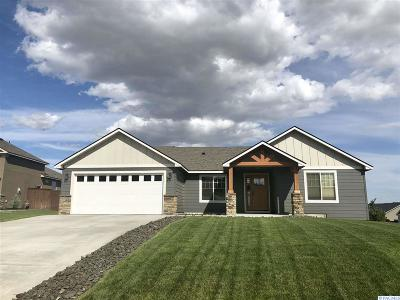 Pasco Single Family Home For Sale: 3901 Equinox Ct.