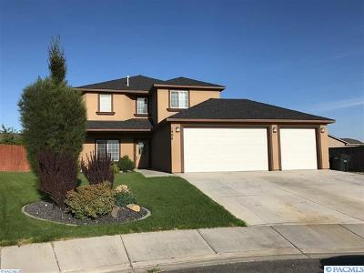 West Richland Single Family Home For Sale: 1904 Silverton Ct