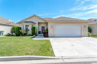 Richland Single Family Home For Sale: 376 Temple Meadow Ln