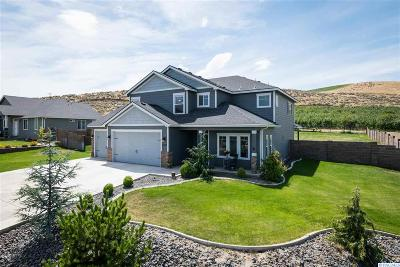 Kennewick Single Family Home For Sale: 11222 Grandview Lane
