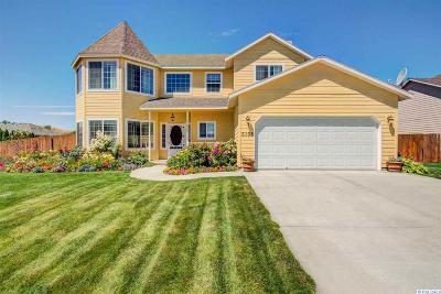Kennewick Single Family Home Active U/C W/ Bump: 3108 S Rainier St
