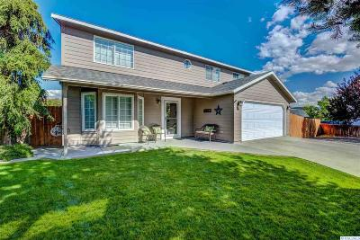 Kennewick Single Family Home For Sale: 4907 S Auburn Pl