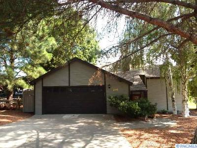 Richland WA Single Family Home Sold: $345,000