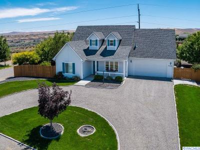 Kennewick Single Family Home For Sale: 95015 S 89 Pr SE