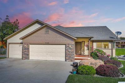 Kennewick Single Family Home For Sale: 4108 S Waverly Pl.
