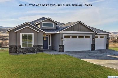 Kennewick Single Family Home For Sale: 2987 S Harrison Street