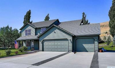 Benton City Single Family Home For Sale: 39307 E Ridgecrest Dr.