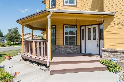Richland Single Family Home For Sale: 1630 Venus Cir