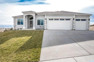 Kennewick Single Family Home For Sale: 5439 S Kent St