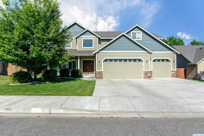 Kennewick Single Family Home For Sale: 108 S Kansas St