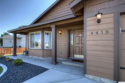 Pasco Single Family Home For Sale: 4415 Montgomery Lane