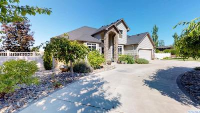 Richland Single Family Home For Sale: 1080 Meadow Hills Drive
