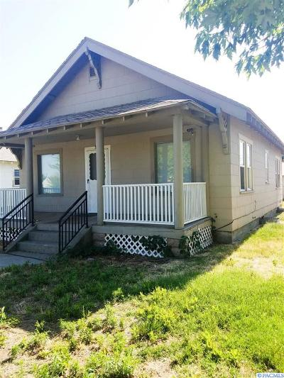 Pasco Single Family Home For Sale: 312 N 7th Ave
