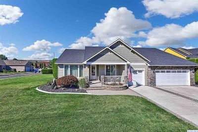 Richland Single Family Home For Sale: 1355 Jonagold Drive