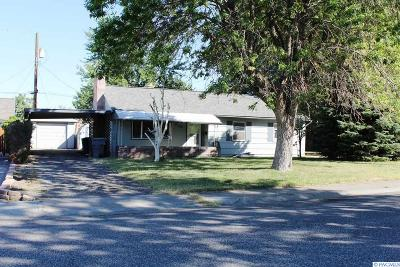 Richland Single Family Home For Sale: 643 Cedar Ave.
