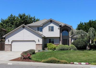 Richland Single Family Home For Sale: 116 Center Blvd.