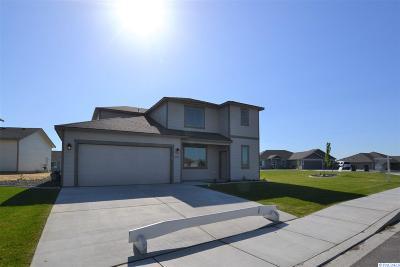 Pasco Single Family Home For Sale: 4407 Kitimat Ln