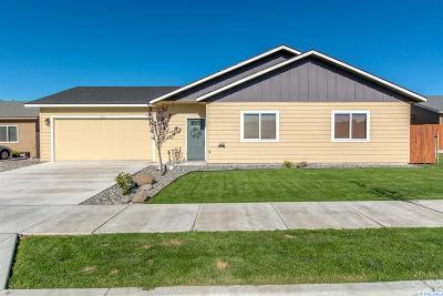 Kennewick Single Family Home For Sale: 588 N Harrison Pl