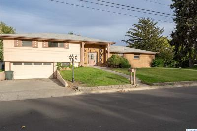 Richland Single Family Home For Sale: 2522 Harris