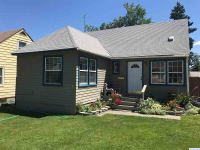 Kennewick Single Family Home For Sale: 22 N Mayfield