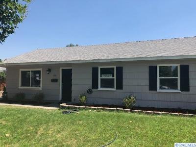 Richland Single Family Home For Sale: 1310 Birch Avenue