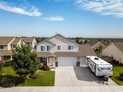 Kennewick WA Single Family Home For Sale: $349,900