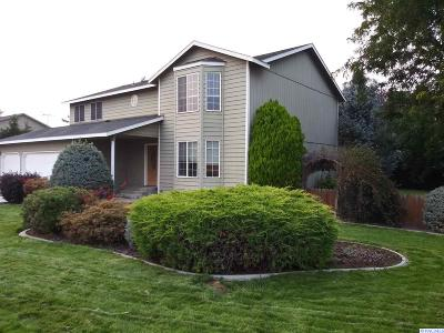 Kennewick Single Family Home For Sale: 4 W 49th Avenue
